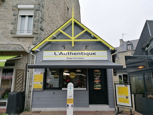"Restaurant ""L''Authentique"""